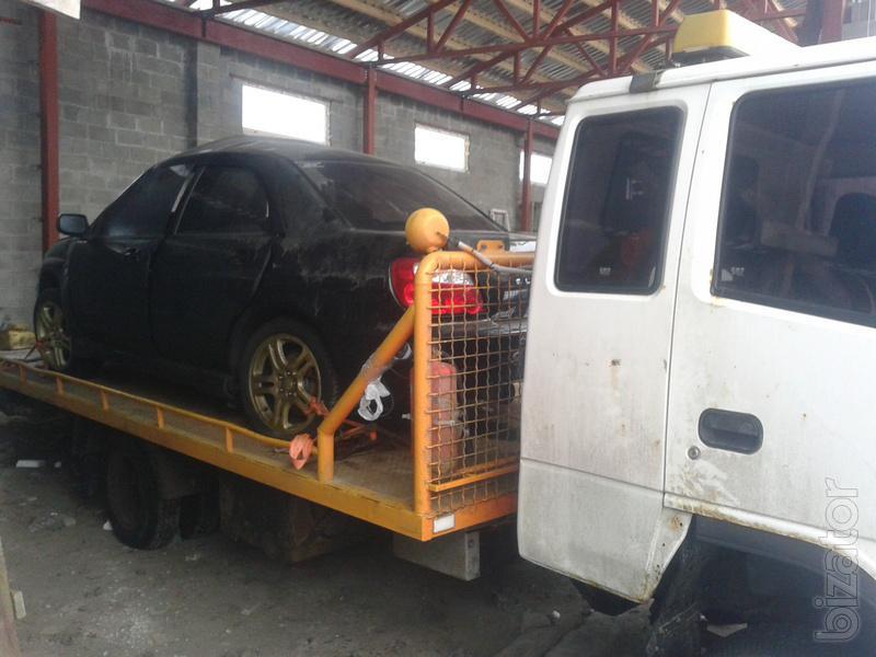 Продам евакуатор FAV CA1051E2