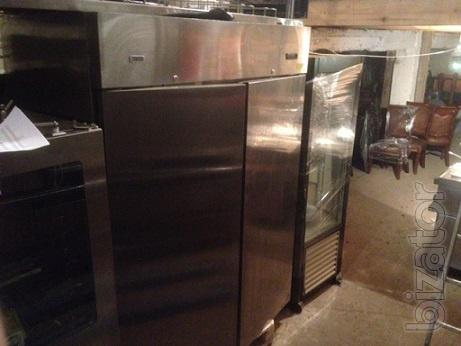 Sell b/a refrigerating Cabinet for Zanussi cafes, shops and supermarkets