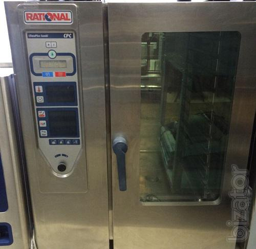 Used rational combi oven for sale
