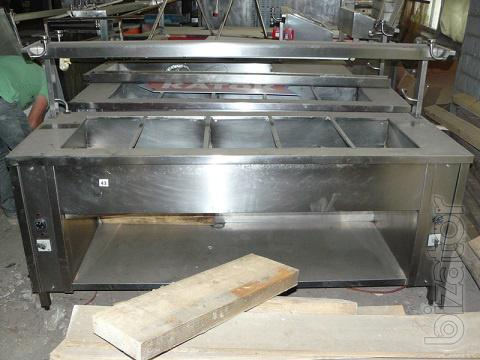 Will sell used a distribution line for dining, cafes, food service (Poland)