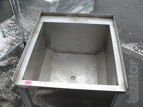 Will sell used a stainless steel sink for kitchen
