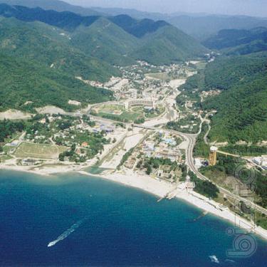 Vacation on the Black sea, Krasnodar region private sector
