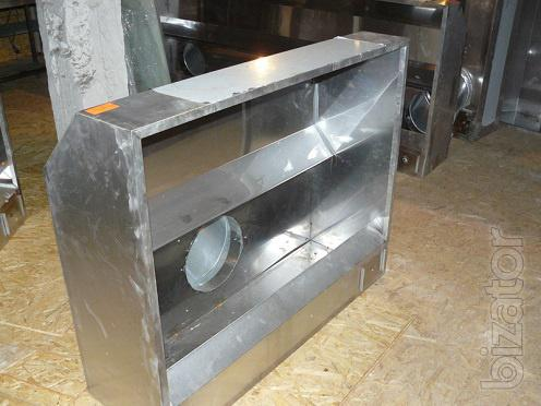 Sell used umbrellas exhaust, wall foodservice