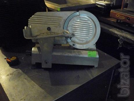 Sell b/a slicer for supermarkets, canteens