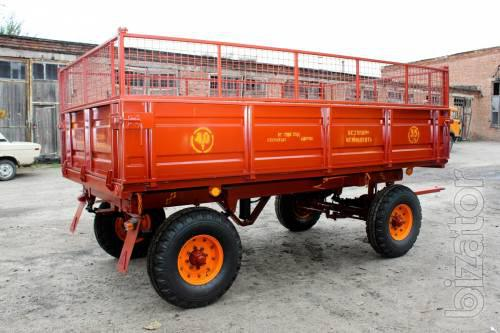 Trailers tractor 2PTS-4