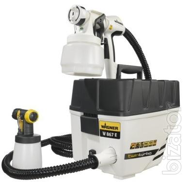 Electric spray gun Wagner W 867