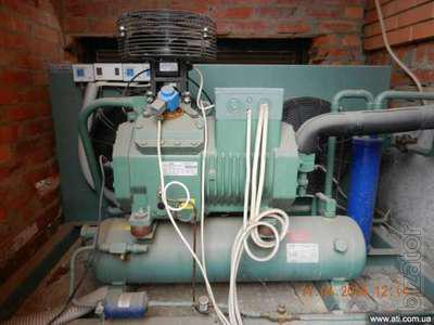 Sell condensing unit used Bitzer