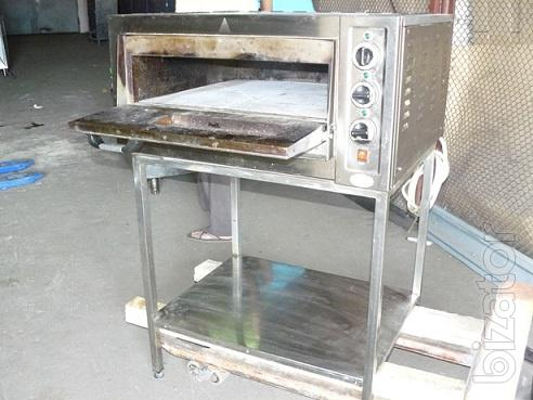 Sell b/I oven for Pizzi OZTI for restaurants, cafes, canteens, food service