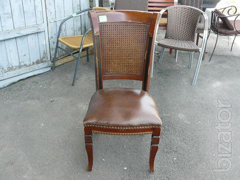 Selling used.. chairs with upholstered seat for cafes, restaurants