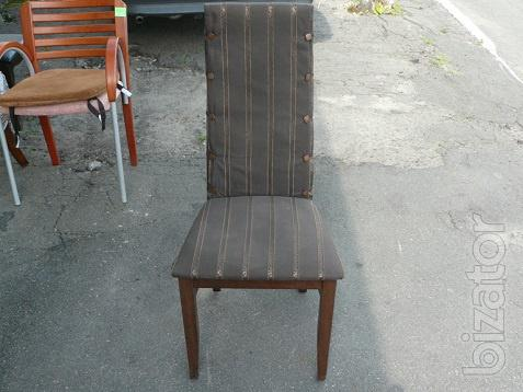 Selling used.. wooden chairs with case for cafes, bars, restaurants