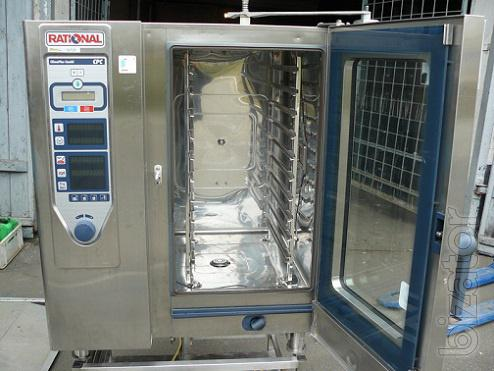 Will sell B.. Rational Combi oven CPC 101 for restaurants, cafes, canteens, food service