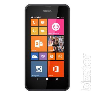Mobile phone Nokia Lumia 530 Dark Grey