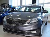 Новый автомобиль KIA RiO под выплату