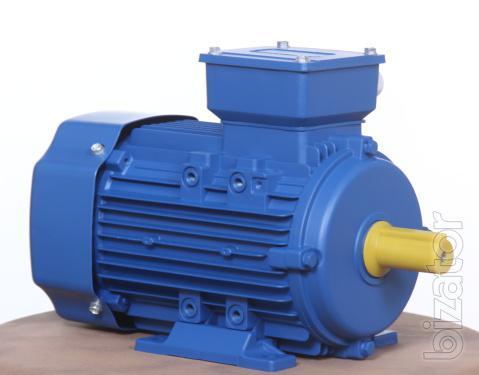Двигатель АИР80В2 - 2,2кВт - 3000 об/мин
