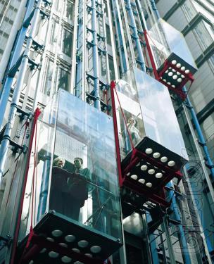 Лифт в Астане