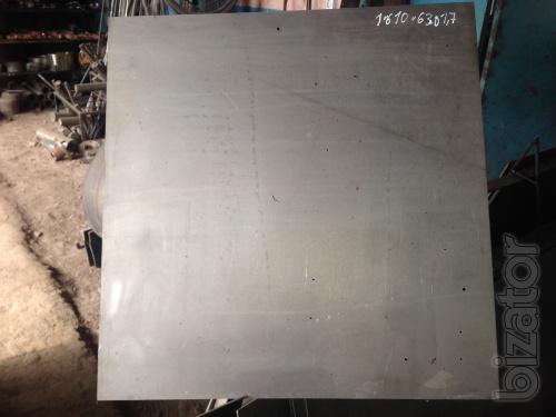 Титановий прокат - лист, круг, труба ВТ1-0, ВТ3-1 і інші