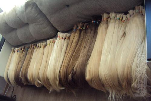 Наращивание волос в Киеве Продажа элитных волос