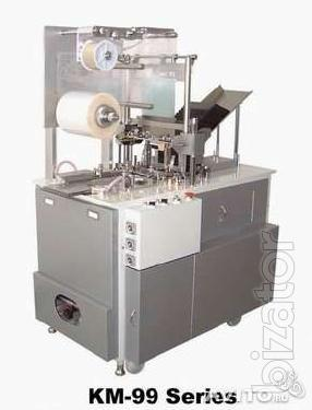 Kenny Cellophane Overwrapping Machine KM-99 Series