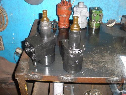 Ремонт насосов, дозаторов, гидрорулей выполнит мастерская «Ремгидромастер».
