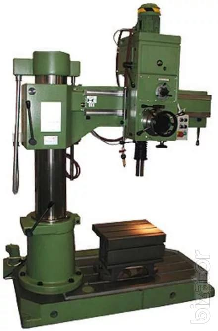 Продам радиально сверлильный станок 2С550Н