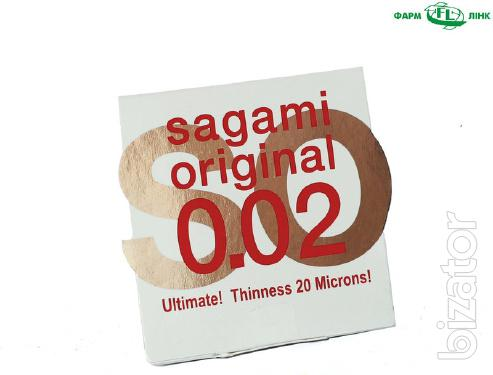 Презервативы Сагами.