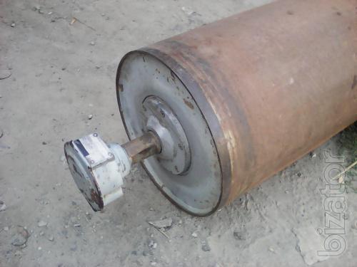 Мотор-барабаны TМ 2,2-320х500-1,6,  EGT-4-320х600-1,6