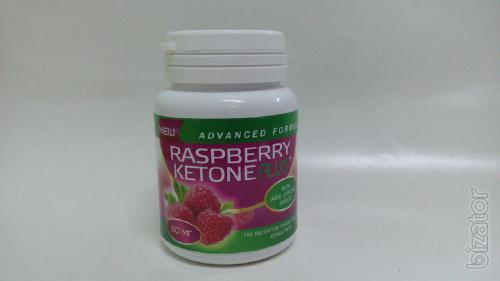 Купить Средство для похудения Raspberry Keton plus (Малиновый Кетон Плюс) оптом от 10 шт