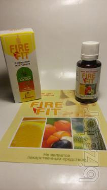 Купить Капли для похудения FIRE FIT (Фаер Фит) оптом от 10 шт