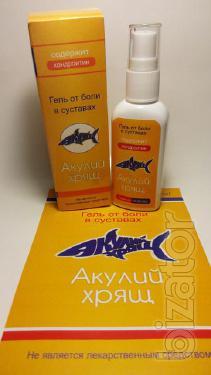 Купить Гель для суставов Акулий хрящ оптом от 10 шт