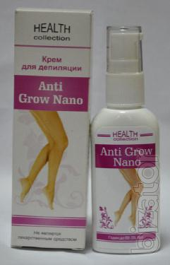 Купить Крем для депиляции Anti Grow Nano (Анти Гроу Нано) оптом от 10 шт