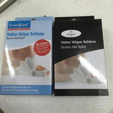 Купить Ортопедическая шина-бандаж Hallufix Valgus (Халлюфикс Вальгус) оптом от 100 шт