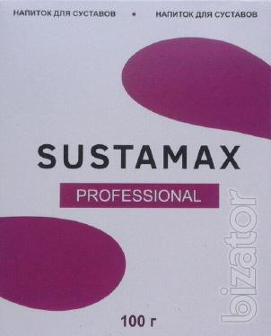 Купить Sustamax Professional - Напиток для суставов (Сустамакс) оптом от 10 шт