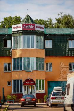 Проживание в гостинице ЛаМа в Киеве