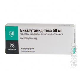 купить  Бикалутамид 50 мг №30