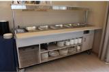 Комбинированный модуль для шведского стола EROS MIX 6/1