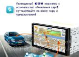 Магнитола 2din Pioneer Pi-707 GPS Android + WiFi + 4Ядра +16 гб