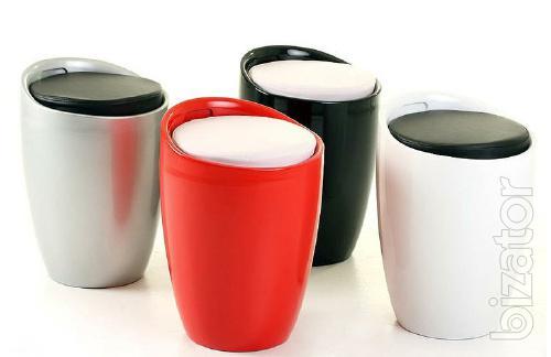 Пуф Мари, современный дизайн, подходит для кафе, баров, ресторанов, домов.
