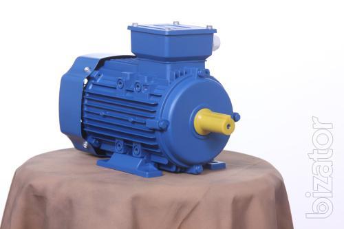 Двигатель АИР112М2 - 7,5кВт/3000 об/мин