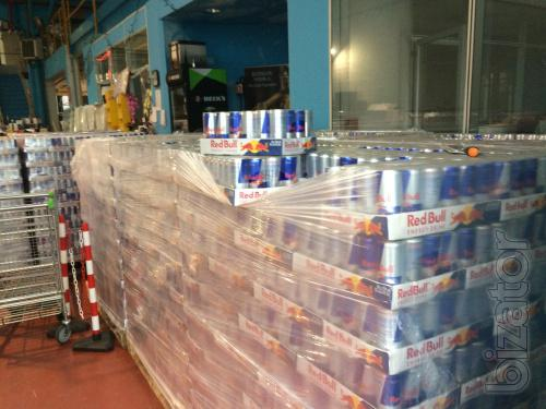 Red Bull Energy Drinks and Other Energy Drinks