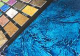 Тонкослойная рельефная акриловая шпатлевка для создания декоративных покрытий
