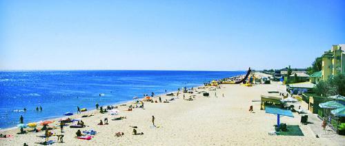 Семейный отдых на Черном море. Отель Адам и Ева. пгт. Затока