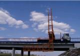Платформа гидравлическая мобильная мостовая ДТС 08