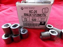 куплю-продам резцы RNGX1212 для обработки ж\д колесных пар сплавы т14к8 кс-25 s30 и т д