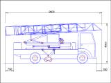 Платформа гидравлическая мобильная мостовая ДТС-10