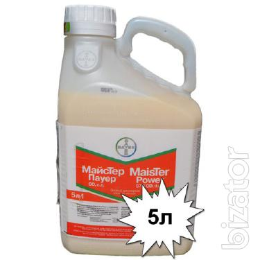 Гербицид для кукурузы МайсТер Пауэр цена 22$ за литр