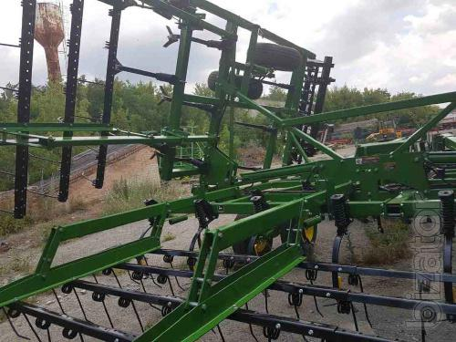 Дисковый культиватор John Deere 726 Soil Finisher