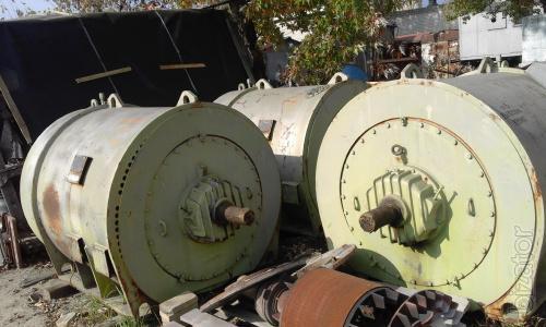 Ремонт электродвигателей, трансформаторов, генераторов