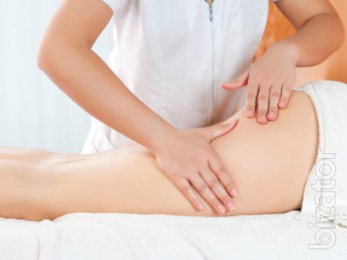 10 видов массажа в Виннице