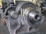 Ремонт и реставрация редукторов Ц2у-315 для маслопрессов.