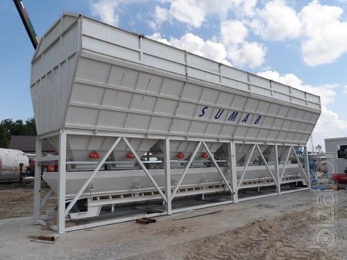 Stationary Concrete Plant T 80 Sell On Www Bizator Com